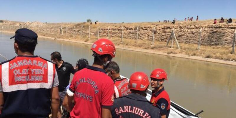 Otomobil sulama kanalına devrildi: 3 kardeş boğuldu