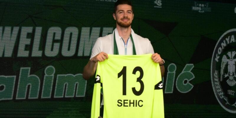 Ibrahim Sehic Konyaspor'da