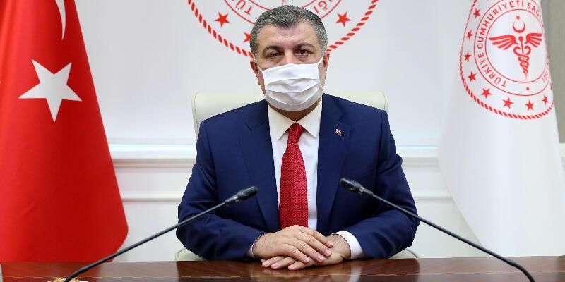 Sağlık Bakanı Koca'dan hasta ziyareti uyarısı