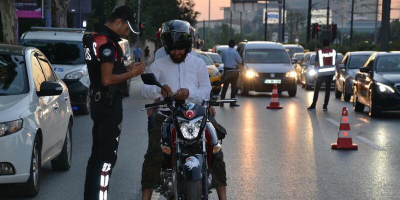 Son dakika... İçişleri Bakanlığı'ndan 81 ilde motosiklet uygulaması