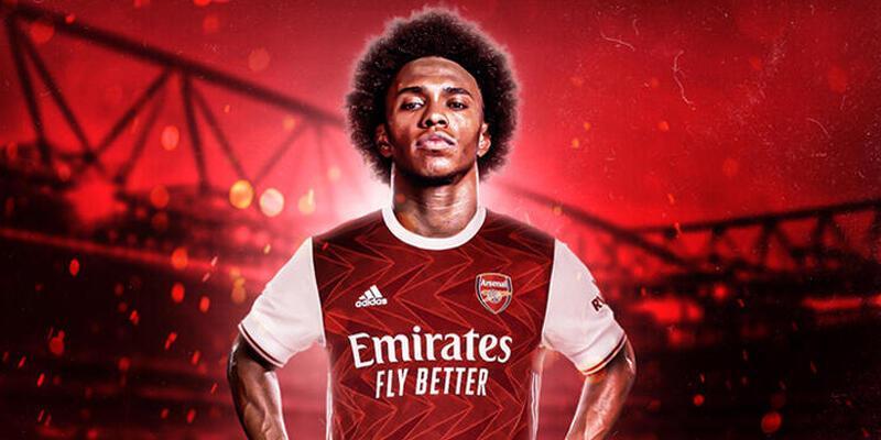 Son dakika... Arsenal Willian'ı kadrosuna kattı