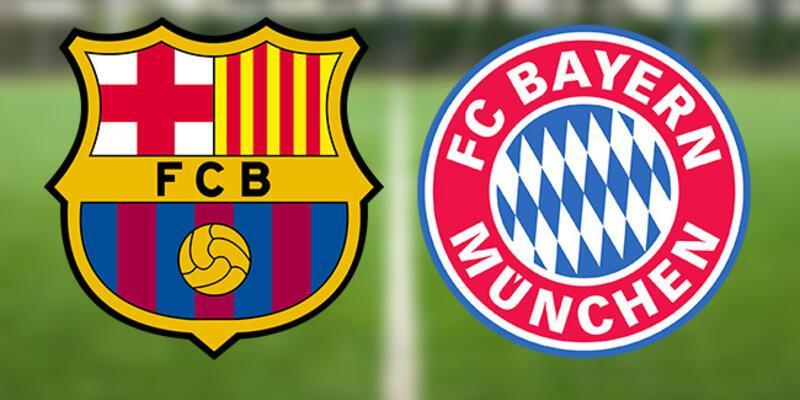 Barcelona Bayern Münih Şampiyonlar Ligi maçı ne zaman, saat kaçta, hangi kanalda?