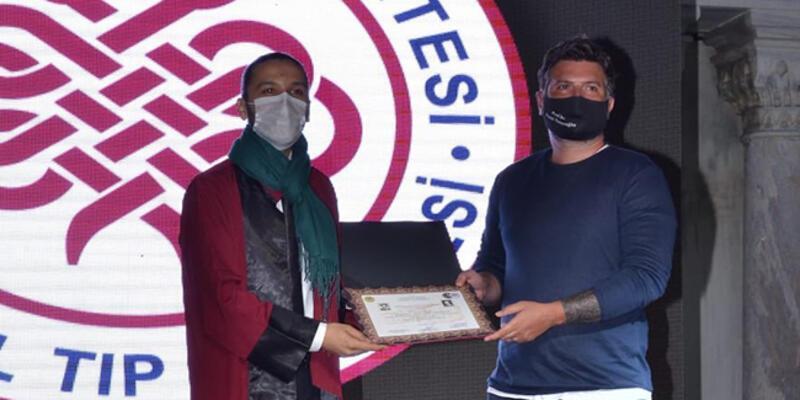 Cemil Taşçıoğlu'nun diploması 43 yıl sonra oğluna verildi