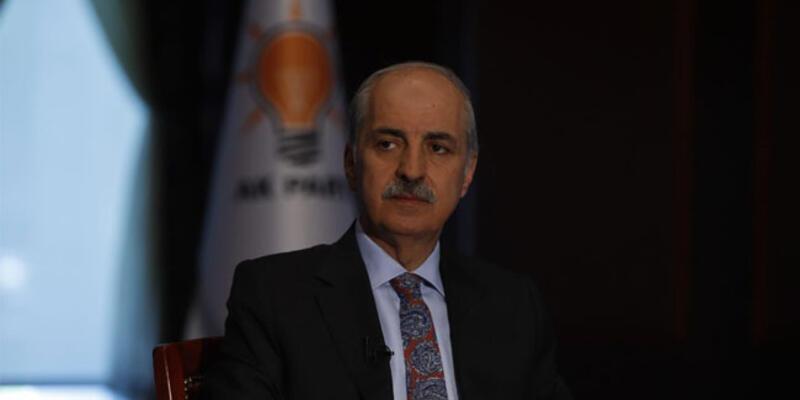 AK Parti Genel Başkanvekili Kurtulmuş'tan ABD Başkan Adayı Biden'a tepki