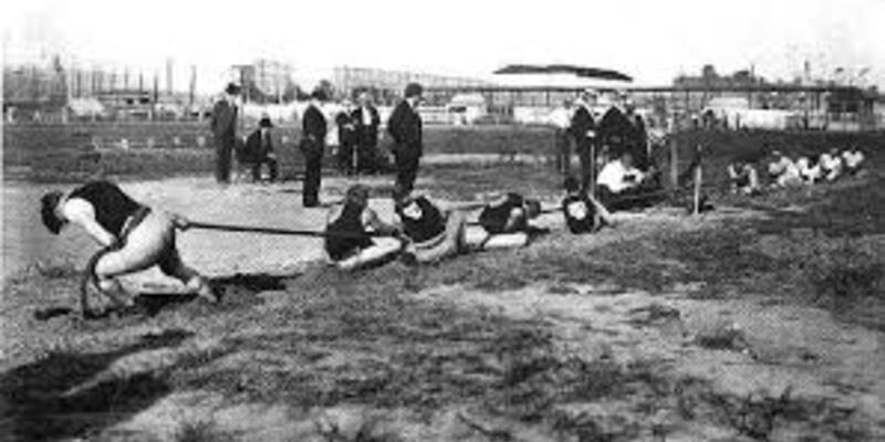 Hangisi 1900-1920 yılları arasında Yaz Olimpiyatları'nda yer alan bir spordur?
