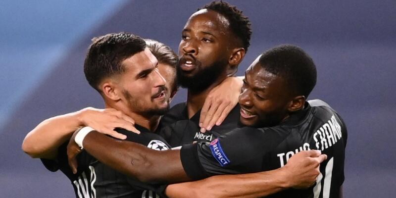 Lyon Manchester City'yi eledi