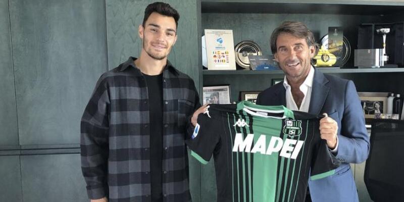 Kaan Ayhan transferi açıklandı