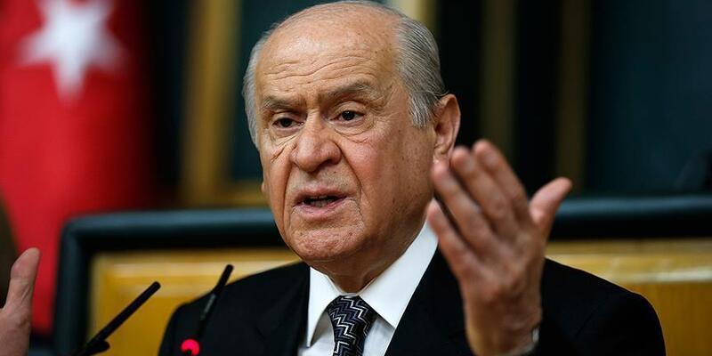 Son dakika... MHP lideri Bahçeli'den Joe Biden'a sert tepki