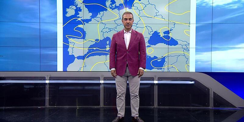 Hava Durumu (17-08-2020)