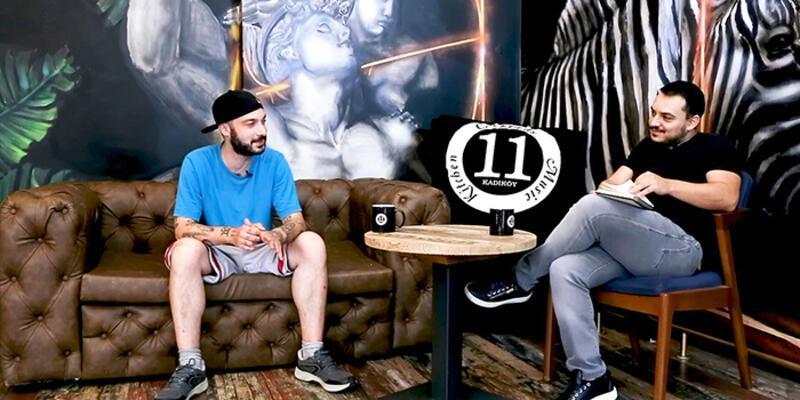 Dobra Hip Hop'ta sürpriz konuk 'Sansar Salvo'