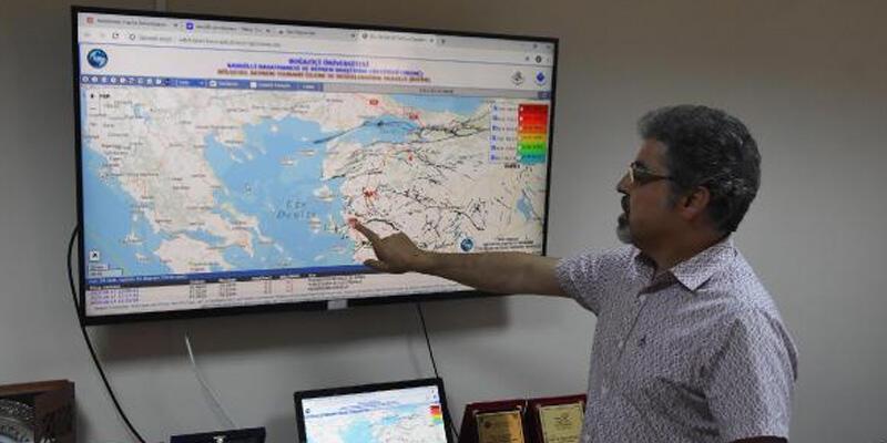 Prof. Dr. Sözbilir'den korkutan uyarı:  Birçok ilde 7.6'ya varan depremler olabilir