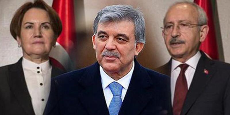Cumhurbaşkanlığı hesabı karıştı: Akşener'in eli güçlendi