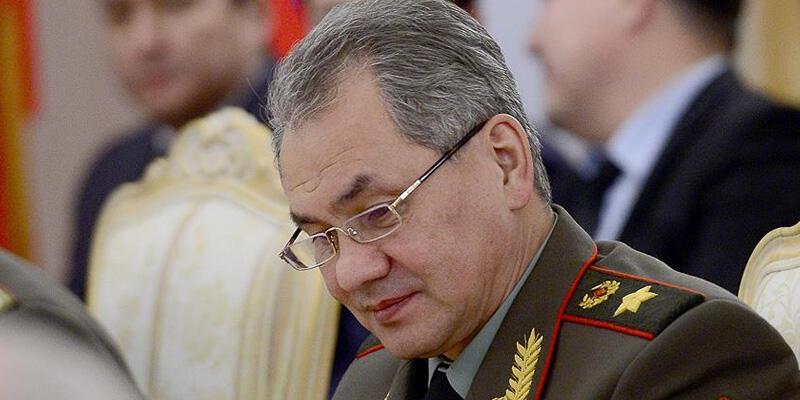 Rusya Savunma Bakanı Şoygu, ABD'li mevkidaşıyla telefonda görüştü