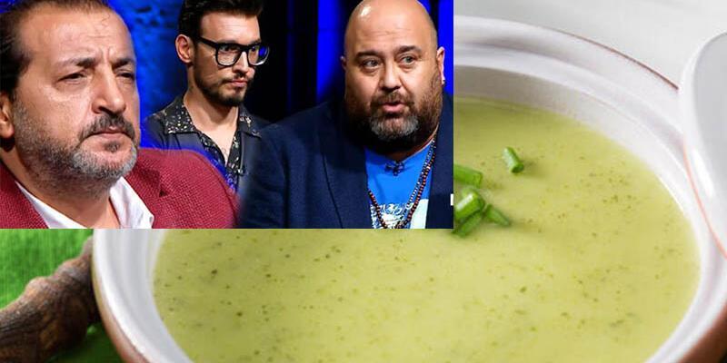 Soğuk Taze kabak çorbası yoğurtlu naneli nasıl yapılır? Taze kabak çorbası tarifi