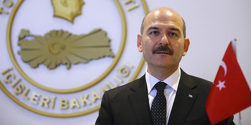 İçişleri Bakanı Soylu jandarma komutanlarıyla video konferans toplantısı yaptı