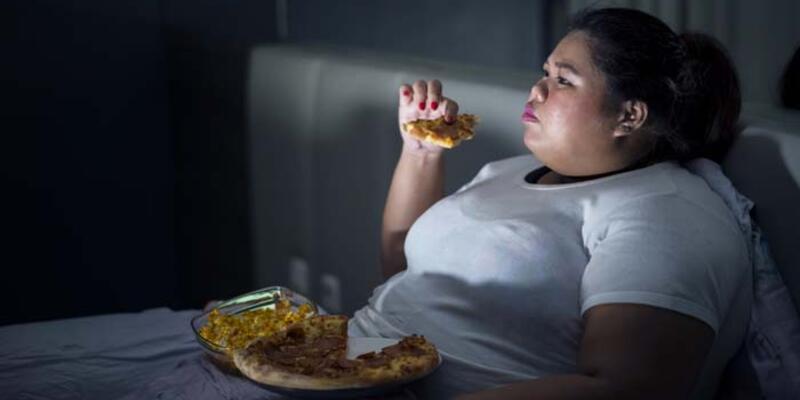 Stres kilo alımına neden oluyor