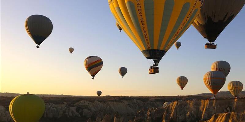 Son dakika... Sıcak hava balon uçuşları 22 Ağustos'ta yeniden başlıyor