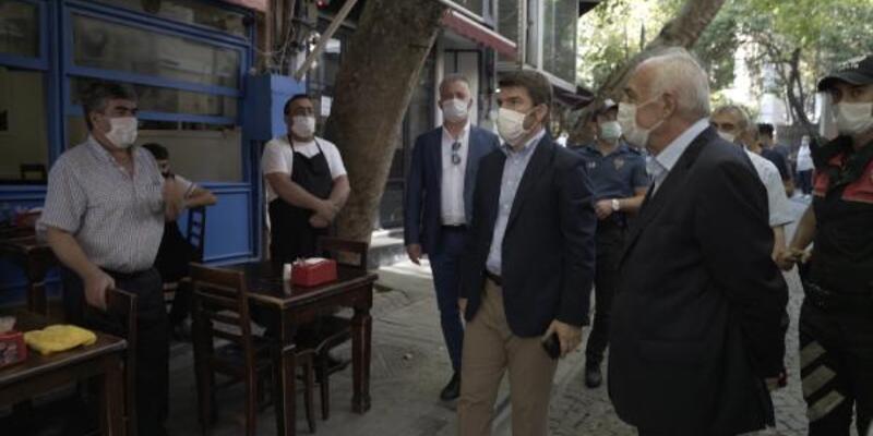 Son dakika.. Beşiktaş'ta koronavirüs denetimi