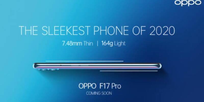 Çinli firma şimdi de OPPO F17 Pro ile karşımıza çıkacak