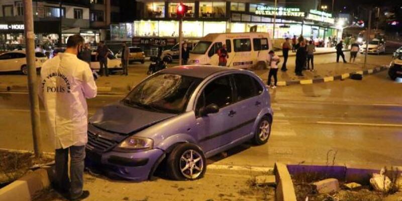 Son dakika... Karabük'te otomobille motosiklet çarpıştı: 3 yaralı