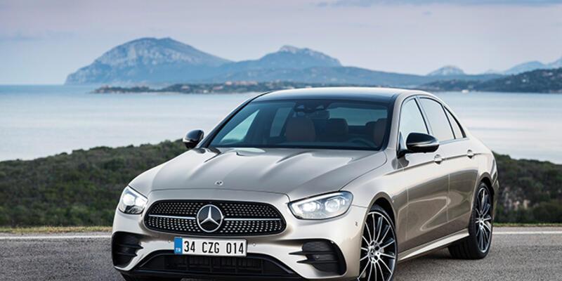 Yeni Mercedes E-Serisi Sedan Türkiye'de yollara çıkıyor