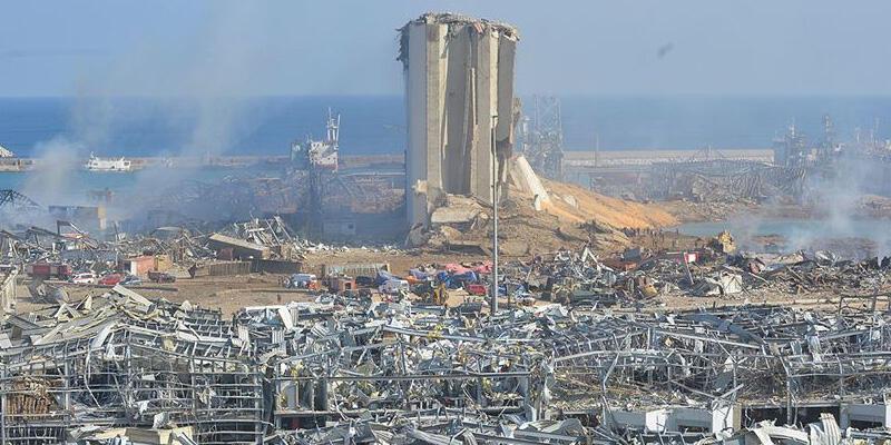 Lübnan'da büyük felakete neden olmuştu! Bu sefer Dakar Limanı'nda ortaya çıktı