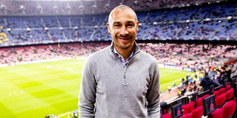 Henrik Larsson yeniden Barcelona'da