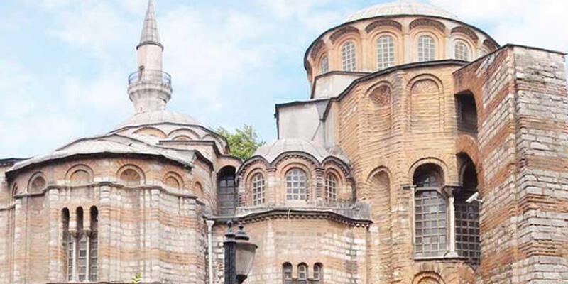 Türkiye'den Yunanistan'a 'Kariye Camii' yanıtı