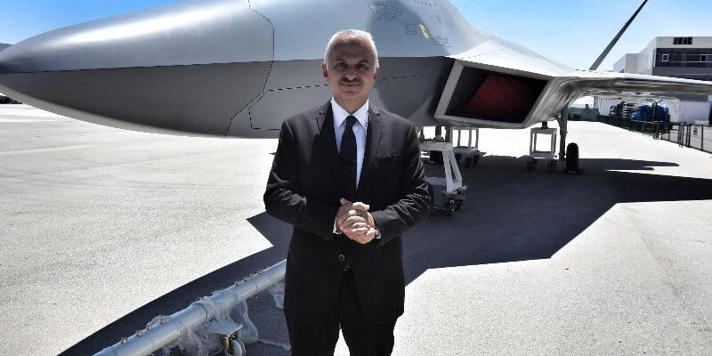 TUSAŞ Genel Müdürü Kotil, koronavirüse yakalandı