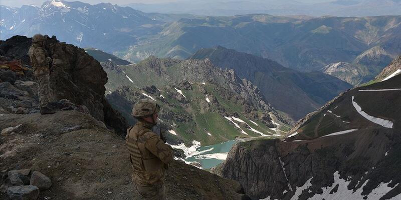 Son 5 yılda 8 bin 650 PKK'lı terörist etkisiz hale getirildi