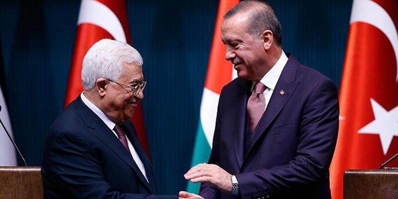 Son dakika... Filistin'den Türkiye'ye doğal gaz keşfi tebriği