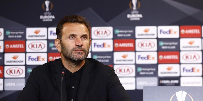 UEFA'dan Başakşehir ve Okan Buruk'a uyarı cezası