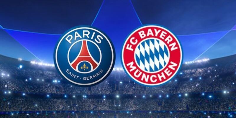 PSG Bayern Münih CANLI İZLE