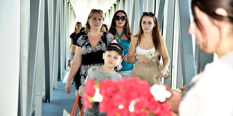 Son dakika... Temmuz ayı turist sayısında sert yükseliş