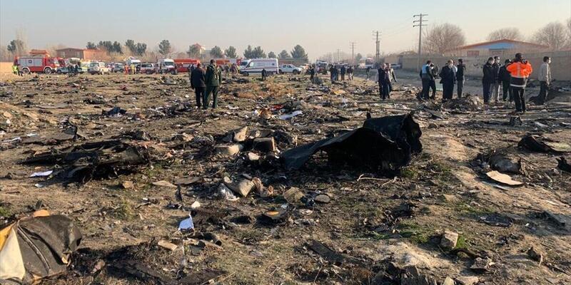 İran, Ukrayna uçağının karakutu bilgilerinin ayrıntılarını paylaştı