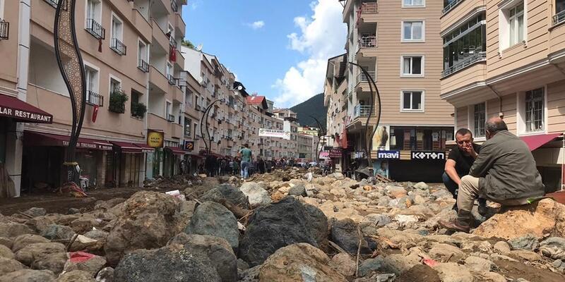 TürkiyeBankalarBirliği'nden Giresun'daki sel felaketine yönelik tavsiye kararı