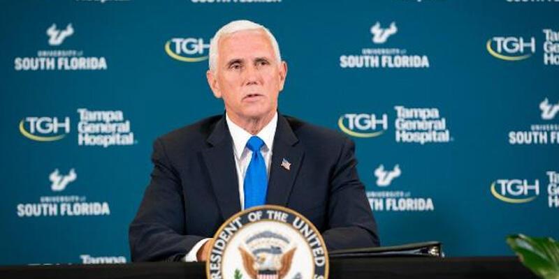 Mike Pence yeniden başkan yardımcısı adayı oldu