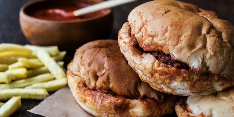 Islak hamburger nasıl yapılır? Islak hamburger sosu nasıl? Islak Hamburger makinesi