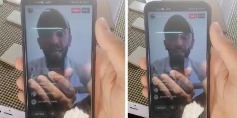 Son dakika... Arnavutköy'deki çifte cinayet zanlısının tehdit görüntüleri ortaya çıktı