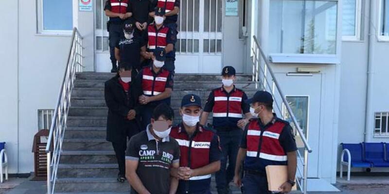 Son dakika... Kayseri'de HTŞ operasyonu: 6 gözaltı