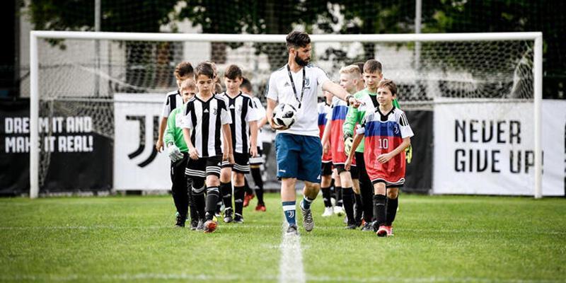 Juventus'un Türkiye'deki ilk ve tek resmi akademisi İstanbul'da