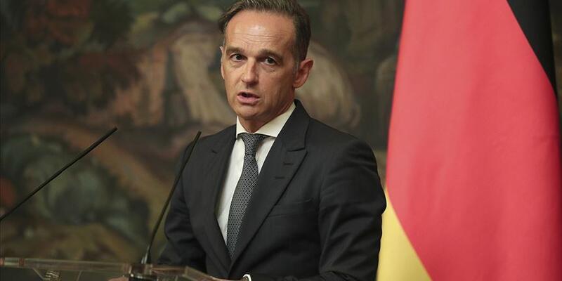 """Son dakika... Almanya Dışişleri Bakanı Maas: """"(Doğu Akdeniz'de) Tek kıvılcım felakete yol açabilir"""""""