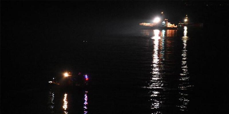 Son dakika haberi... 80 düzensiz göçmeni taşıyan bot battı