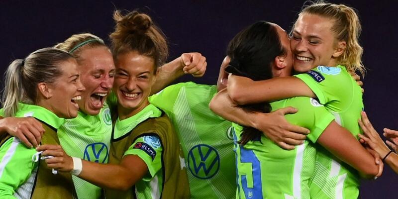 KadınlarŞampiyonlar Ligi'nde ilk finalist belli oldu