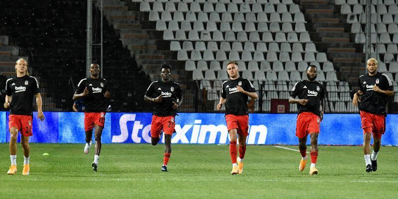İşte Beşiktaş'ın Avrupa Ligi'ndeki muhtemel rakipleri