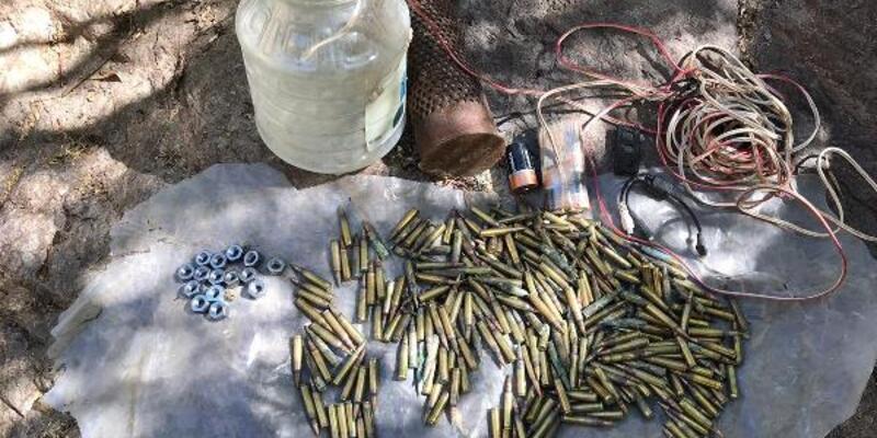 Son dakika.. Bingöl'de, PKK'lı teröristlere ait EYP bulundu