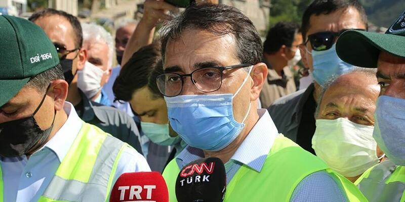 Son dakika... Enerji Bakanı Dönmez'den Adana ve Giresun açıklaması