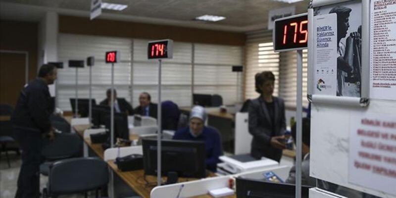 14 ilin nüfus müdürlüklerindeki işlemler randevulu gerçekleştirilecek