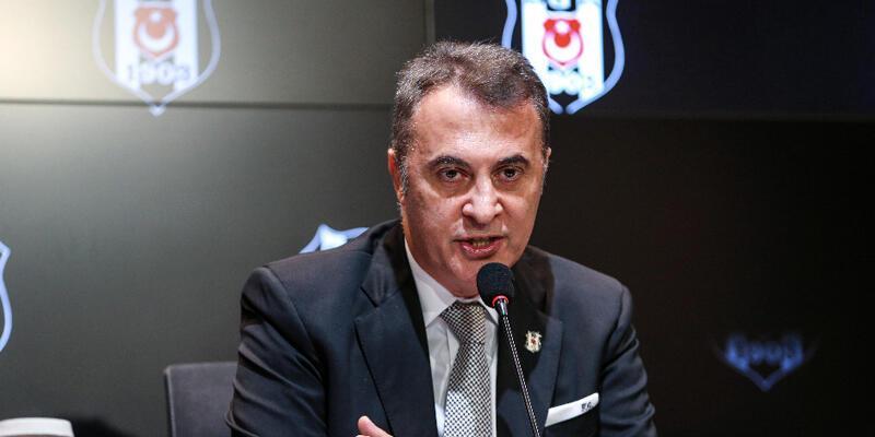 Son dakika... Fikret Orman'dan Beşiktaş paylaşımı