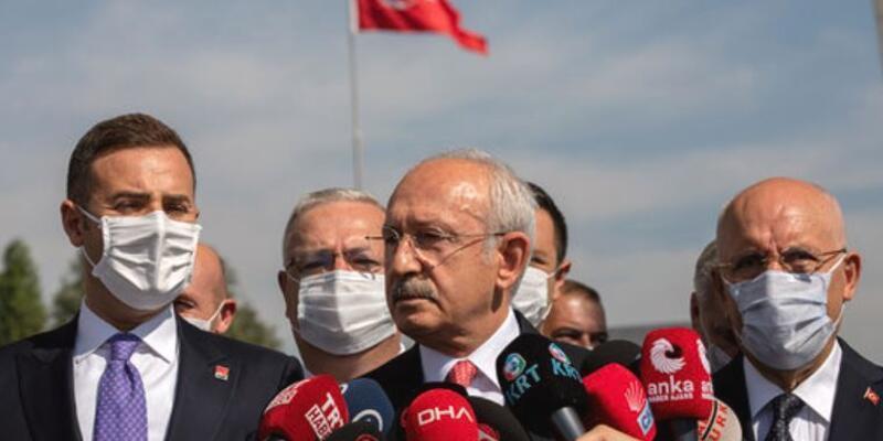 Son dakika... Kılıçdaroğlu: Kavgayı bir tarafa bırakmamız lazım